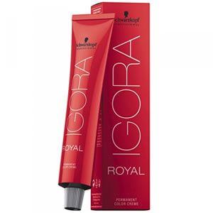 Igora Royal Hair Colour 60g