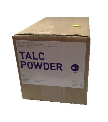 Talc Powder 2kg White Rose / Carnation
