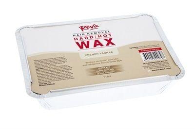 Reva Vanilla Creme Hard Wax 1L