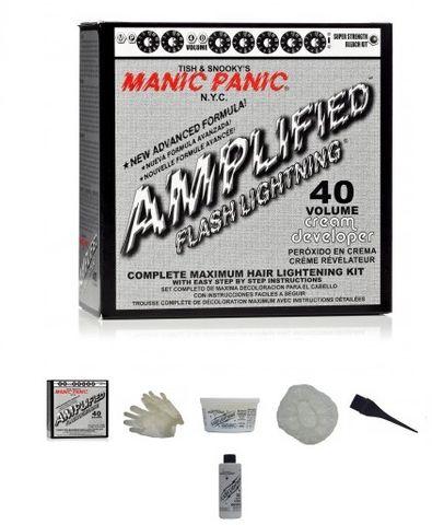 Manic Panic 40Vol Flash Lightning Bleach