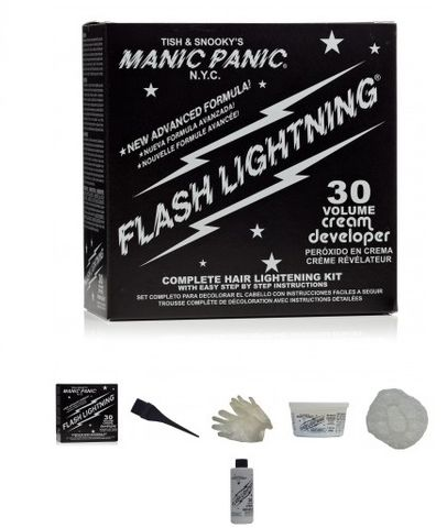 Manic Panic 30Vol Flash Lightning Bleach