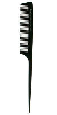 Denman Carbon Tail Comb Plastic DC05