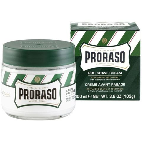 Proraso Crema Pre & After Shaving 100ml