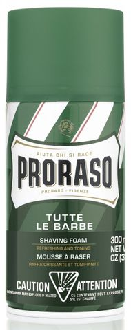 Proraso Shaving Foam Eucalyptus 300ml