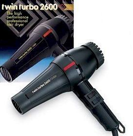 Twin Turbo 2600 Hair Dryer Black