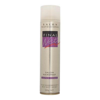 Final Net Hairspray 200gm