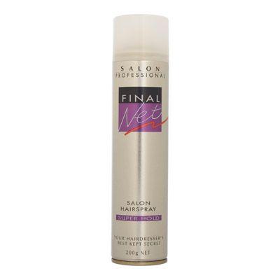Final Net Hairspray 200gm