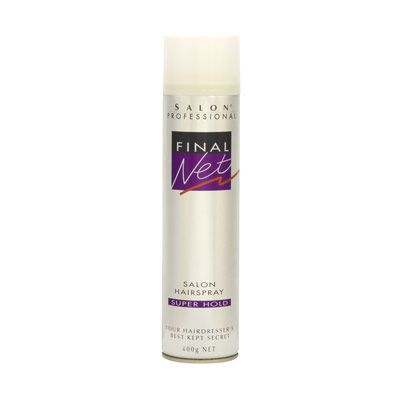 Final Net Hairspray 400gm