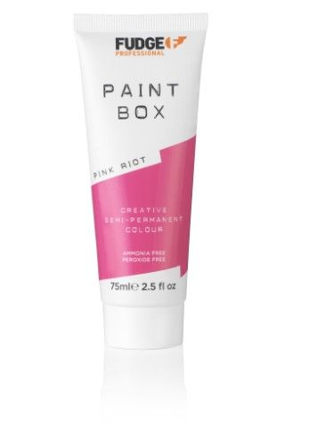 FUDGE Paintbox Pink Riot 75ml - NEW