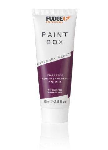 FUDGE Paintbox Raspberry Beret 75ml -NEW