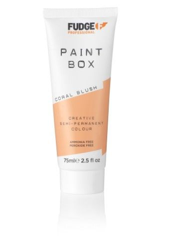 FUDGE Paintbox Coral Blush 75ml - NEW
