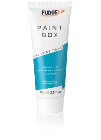 FUDGE Paintbox Turquoise Days 75ml - NEW