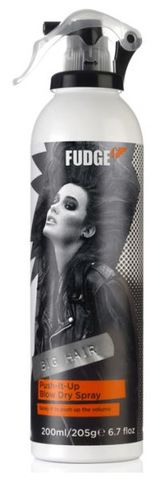 FUDGE Push It Blow Dry Spray 200ml
