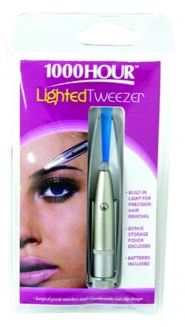 1000 Hour Lighted Tweezer