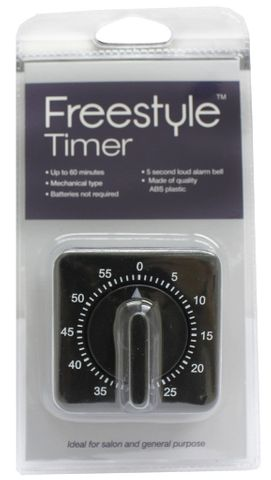 Freestyle Timer