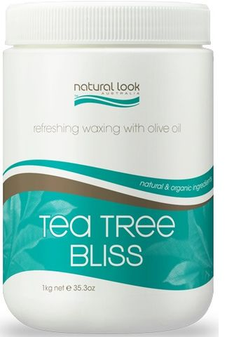 Natural Look T/Tree Bliss Liquid Wax 1kg