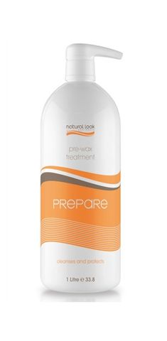 Natural Look Prepare Pre-wax Prep 1L