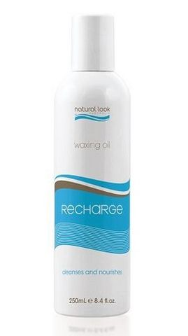Natural Look Recharge Waxing Oil 250ml