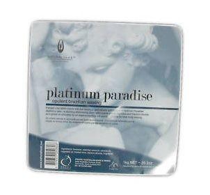 Natural Look Plat. Paradise Hard Wax 1kg