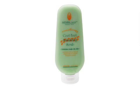 Natural Look Cool Feet Scrub 200g