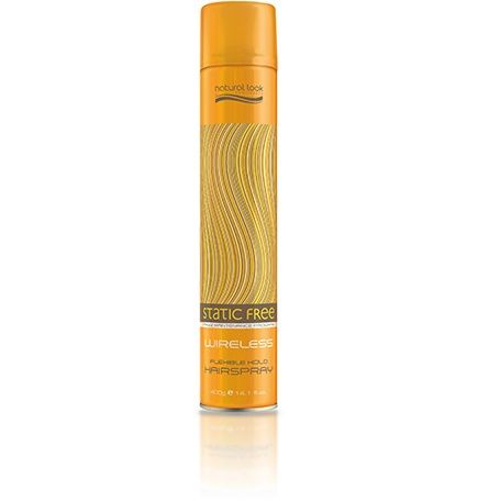 Natural Look Wireless Hairspray 350g