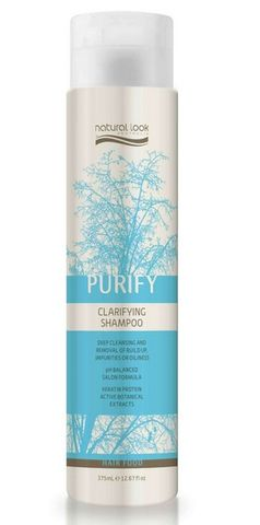 Natural Look Purify Clarifying Spoo 375m