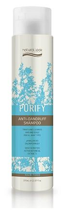 Natural Look Anti-Dandruff Shampoo 375ml