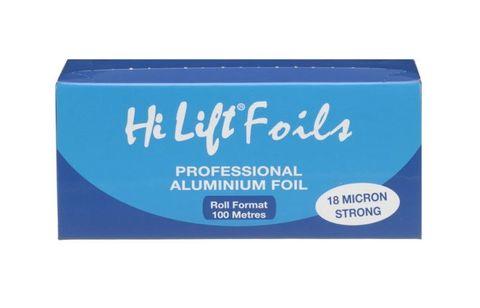 Hi Lift Silver Foil 18 Micron 100m