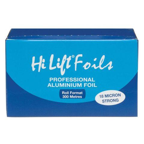 Hi Lift Foil 300m 18 Micron Silver