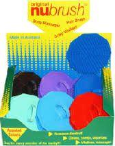 Nubrush Coloured Box of 12