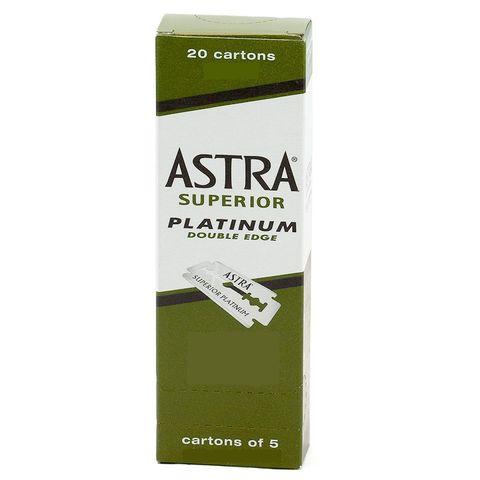Astra Blades Platinum Green PILLAR 20in