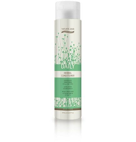 Natural look Daily Herbal Cond 375ml