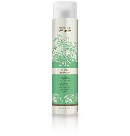 Natural look Daily Herbal Shampoo 375ml