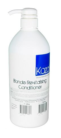 Koza Blonde Revitalising Conditioner 1l