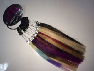 Amazing Extensions Colour Chart Ring