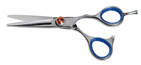 Henbor Diamond Orange 5 Inch Scissor