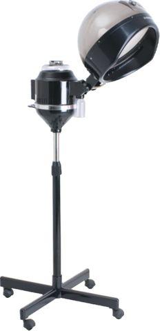 Koza Pedestal Steamer Black H102
