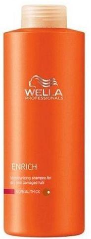 Wella Enrich Shampoo 1L