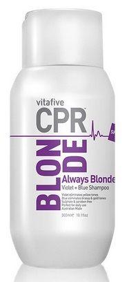 Vita 5 CPR Always Blonde Shampoo 300ml