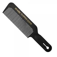 Andis Clipper Comb Black/white
