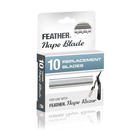 Feather Nape Blade PACKET 10in