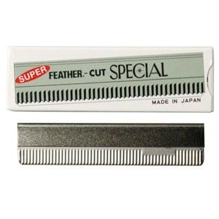 Feather Cut Special Blades PACKET 10in