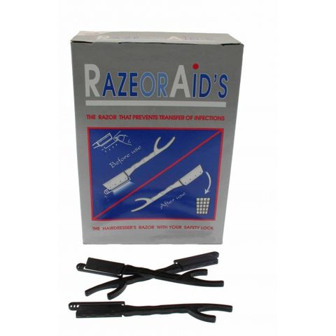 Razor-aid Disposable 100