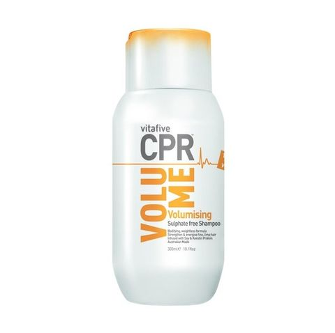 Vita 5 CPR Volume Fine Hair Spoo 300ml