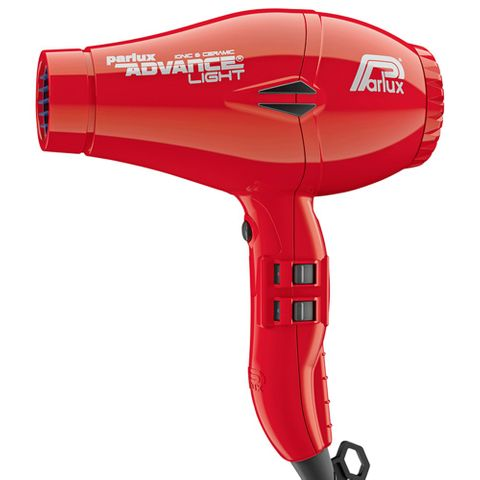 Parlux Advance Light Dryer - Red
