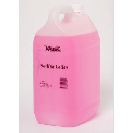 Wavol Setting Lotion 5L
