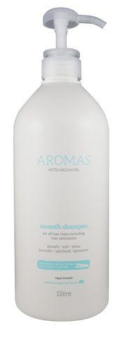 NAK Aromas Argan Smooth Shampoo 1L