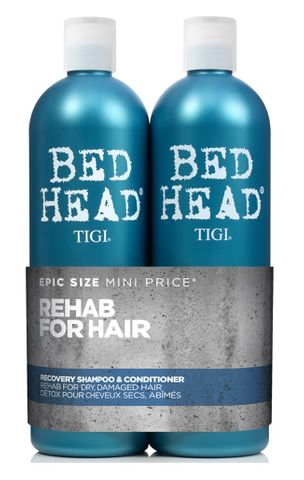 TIGI Bed Head Recovery Duo 750ml