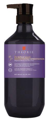 Theorie Purple Brightening Cond 400ml