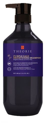 Theorie Purple Brightening Shampoo 400ml